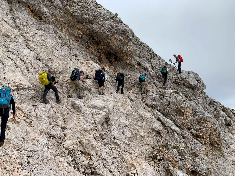 Vrij en flexibel bewegen in de bergen door deze 6 oefeningen